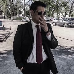 Un psicoanalista - Alejandro Carcaño